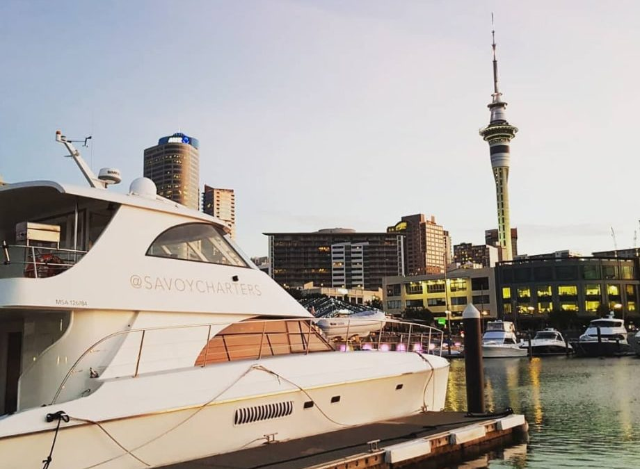 Uncovering Auckland for the first time